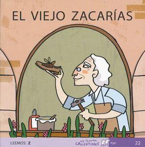 VIEJO ZACARIAS, EL. LEEMOS Z (SCRIPT)