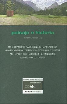 PAISAJE E HISTORIA