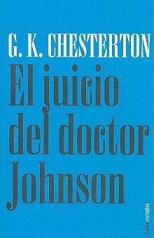 JUICIO DEL DOCTOR JOHNSON, EL
