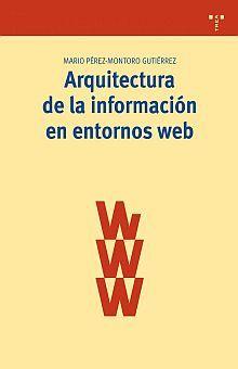 ARQUITECTURA DE LA INFORMACION EN ENTORNOS WEB