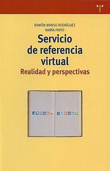 SERVICIO DE REFERENCIA VIRTUAL. REALIDAD Y PERSPECTIVA