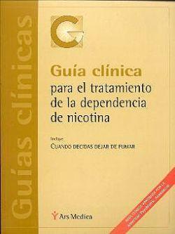 GUIA CLINICA PARA EL TRATAMIENTO DE LA DEPENDECIA DE NICOTINA