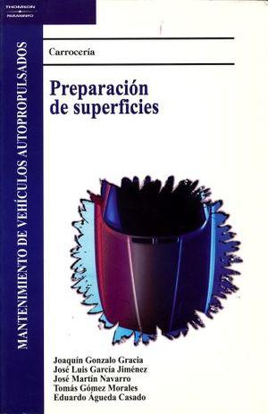 CARROCERIA. PREPARACION DE SUPERFICIES