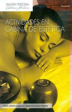ACTIVIDADES EN CABINA DE ESTETICA