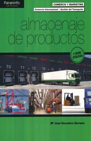 ALMACENAJE DE PRODUCTOS / 2 ED.