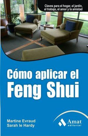 COMO APLICAR EL FENG SHUI