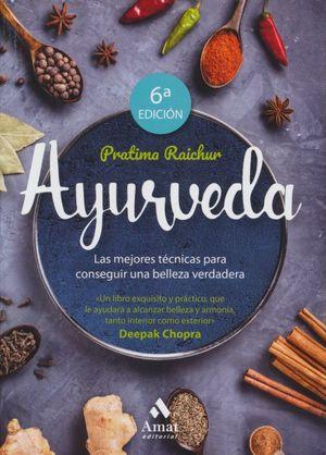 AYURVEDA / 6 ED.