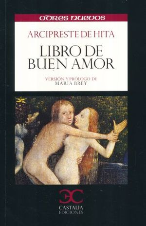 LIBRO DE BUEN AMOR / 3 ED.