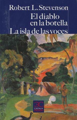 DIABLO EN LA BOTELLA, EL / LA ISLA DE LAS VOCES / COL. LA LITERATURA PARA LOS JOVENES / 2 ED.