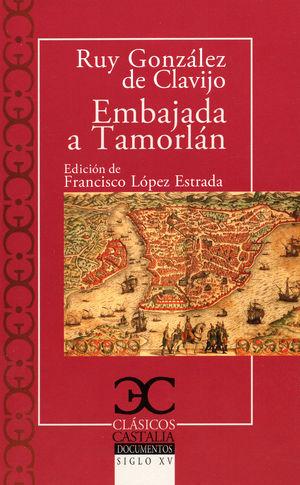 Embajada a Tamorlán