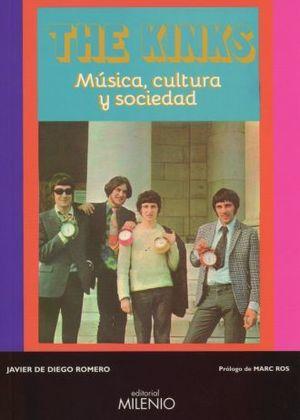 THE KINKS. MUSICA CULTURA Y SOCIEDAD