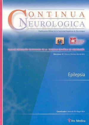 CONTINUA NEUROLOGIA. EPILEPSIA