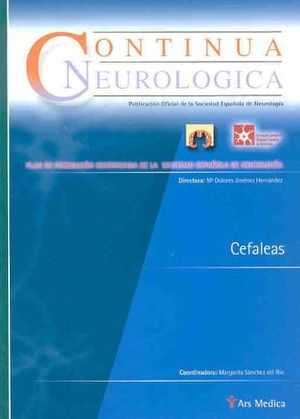 CONTINUA NEUROLOGICA. CEFALEAS