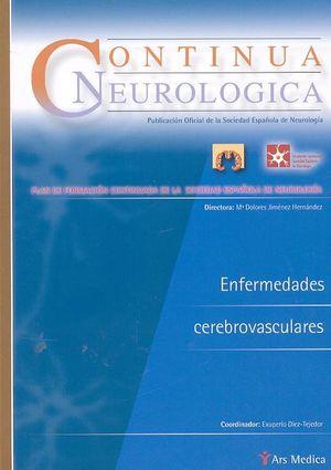 CONTINUA NEUROLOGICA. ENFERMEDADES CEREBROVASCULARES