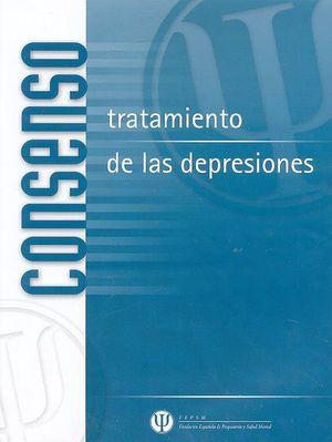 CONSENSO. TRATAMIENTO DE LAS DEPRESIONES