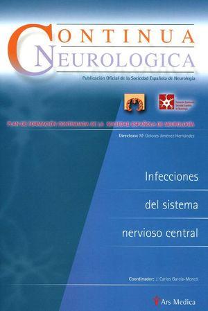 CONTINUA NEUROLOGICA. INFECCIONES DEL SISTEMA NERVIOSO CENTRAL
