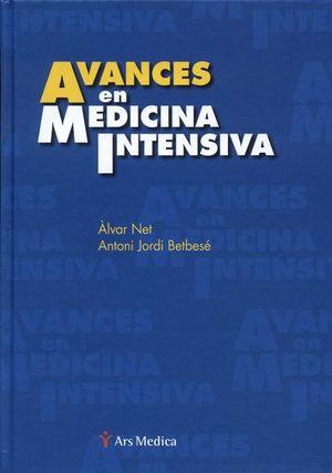 AVANCES EN MEDICINA INTENSIVA / PD.