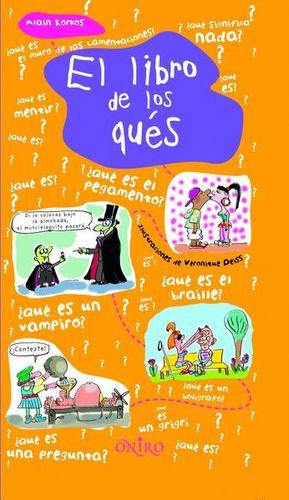 LIBRO DE LOS QUES, EL / PD.