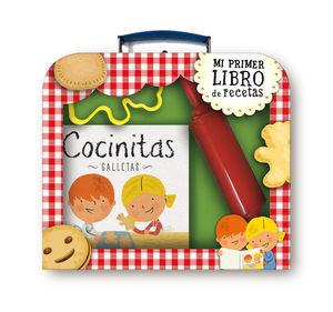 COCINITAS. MI PRIMER LIBRO DE RECETAS / PD.