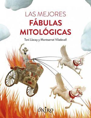MEJORES FABULAS MITOLOGICAS, LAS
