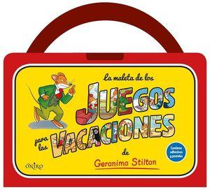 MALETA DE LOS JUEGOS PARA LAS VACACIONES, LA