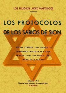 PROTOCOLOS DE LOS SABIOS DE SION, LOS (FACSIMILAR)
