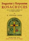 PREGUNTAS Y RESPUESTAS ROSACRUCES (FACSIMILAR)