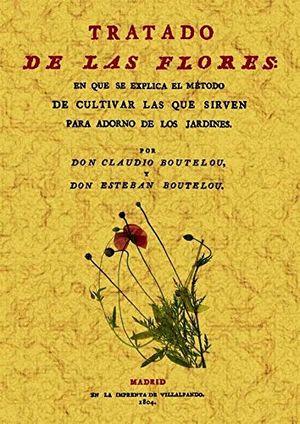 TRATADO DE LAS FLORES (FACSIMILAR)