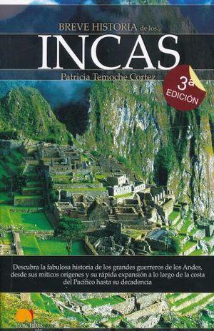 BREVE HISTORIA DE LOS INCAS / 3 ED.