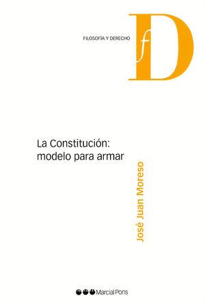 CONSTITUCION MODELO PARA ARMAR, LA