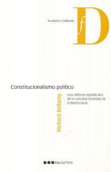 CONSTITUCIONALISMO POLITICO