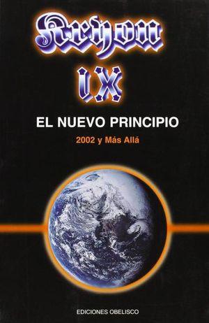 KRYON IX. EL NUEVO PRINCIPIO