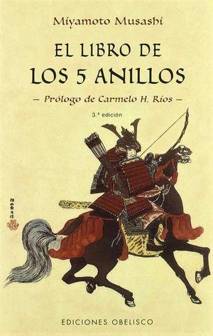 LIBRO DE LOS 5 ANILLOS, EL / 2 ED.
