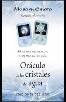 ORACULO DE LOS CRISTALES DE AGUA (INCLUYE CARTAS)