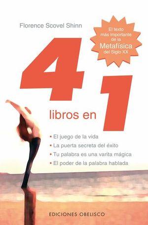 4 LIBROS EN 1