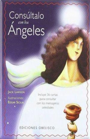 CONSULTALO CON LOS ANGELES (INCLUYE 36 CARTAS)