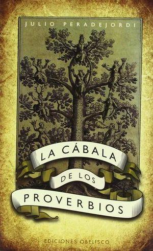 CABALA DE LOS PROVERBIOS, LA