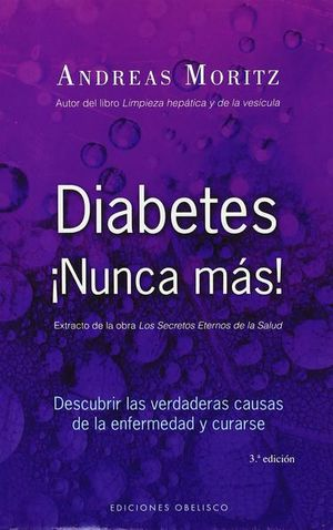 DIABETES NUNCA MAS
