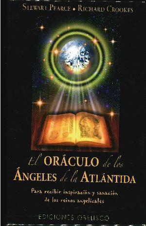 ORACULO DE LOS ANGELES DE LA ATLANTIDA, EL (INCLUYE CARTAS)