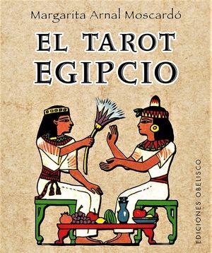 TAROT EGIPCIO, EL (INCLUYE BARAJA 78 CARTAS)
