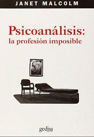PSICOANALISIS LA PROFESION IMPOSIBLE