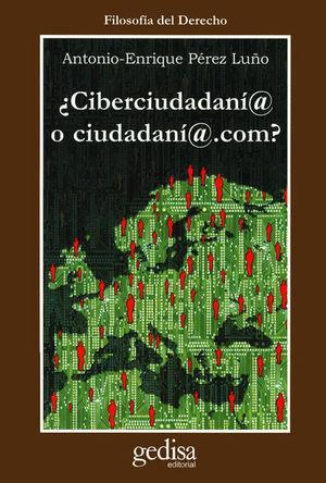 CIBERCIUDADANIA O CIUDADANIA.COM