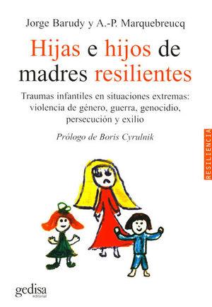 HIJAS E HIJOS DE MADRES RESILIENTES