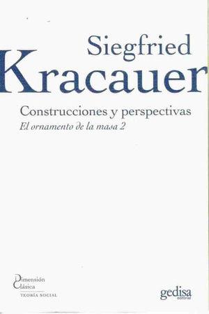 CONSTRUCCIONES Y PERSPECTIVAS. EL ORNAMENTO DE LA MASA 2