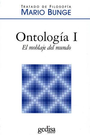 ONTOLOGIA I. EL MOBLAJE DEL MUNDO