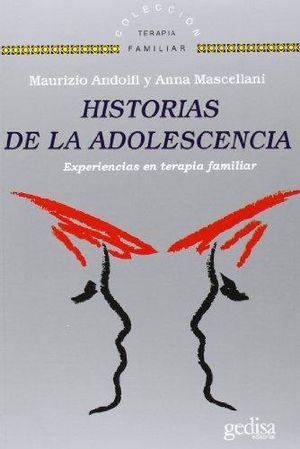 HISTORIAS DE LA ADOLESCENCIA. EXPERIENCIAS EN TERAPIA FAMILIAR
