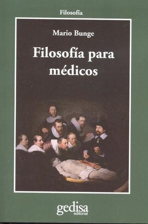 FILOSOFIA PARA MEDICOS