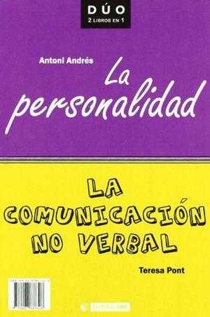 La comunicación no verbal - la personalidad