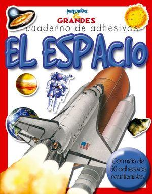 ESPACIO, EL. CUADERNO DE ADHESIVOS / PD.