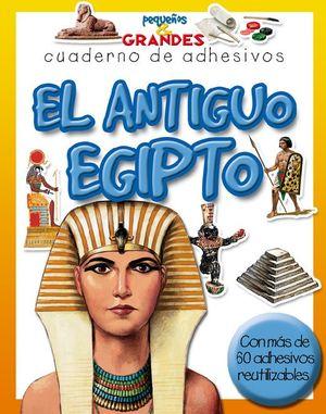 PEQUEÑO EGIPTO, EL. CUADERNO DE ADHESIVOS / PD.